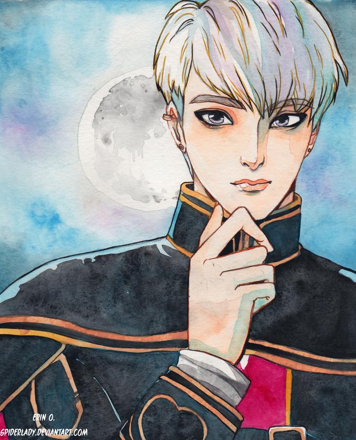Tao for ChaoShenZhanDui by spiderlady
