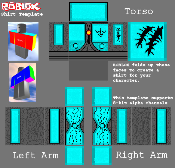 roblox cool shirt template the image kid has it. Black Bedroom Furniture Sets. Home Design Ideas