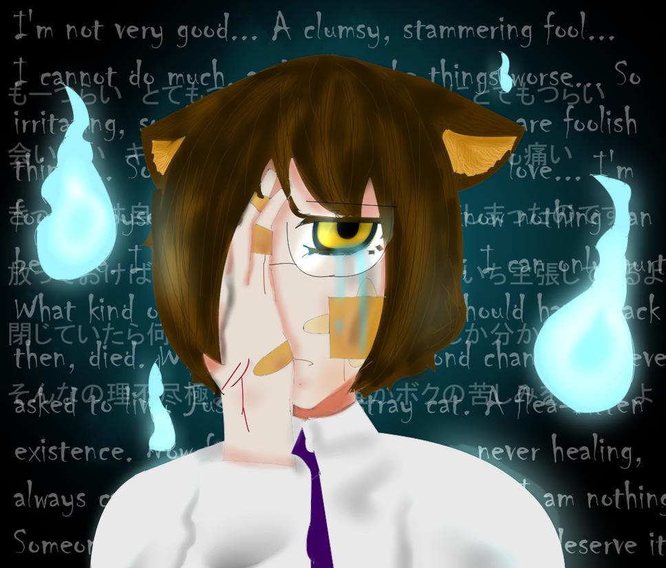 I'm Not Very Good... by ShiroixNeko