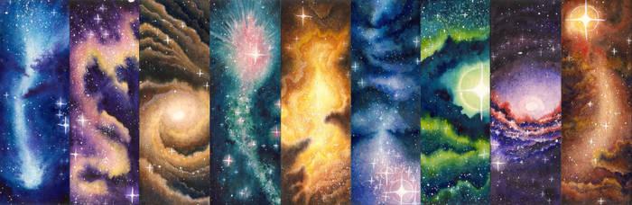 Universe bookmarks