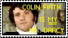 'Firth, Mr. Darcy' stamp by rainbeos