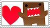 Domo stamp by rainbeos