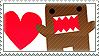Domo stamp by rainbeos