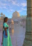 Sita in Fantasy- India