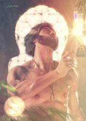 Suraj Khan in Light