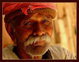 India in faces by nikolaymikheev