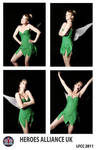 Tinkerbell Photo Booth