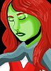 Miss Martian icon by QuestionRenee