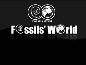 fossils world logo