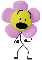 (BFB)-Flower by CutieTree