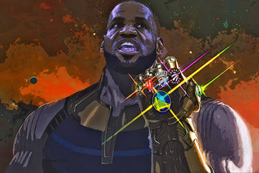 LeThanos by ThePunisher24