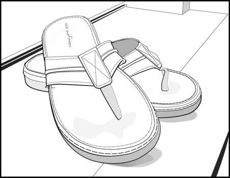 Vector Sandles