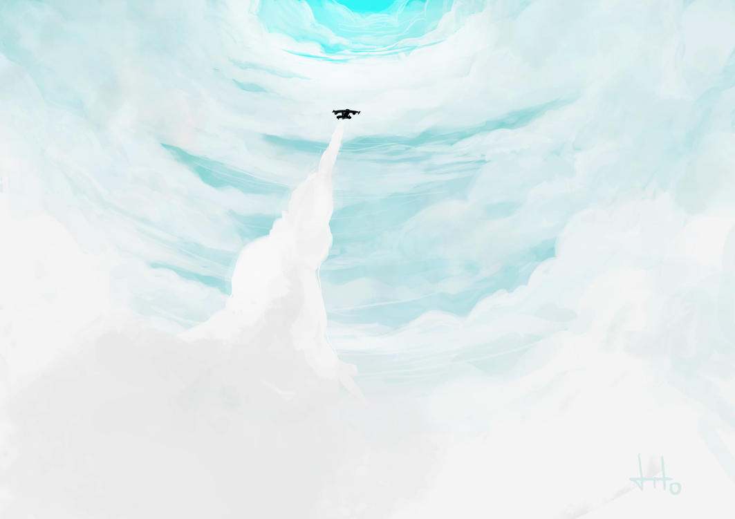Ride The Sky by SirTitus