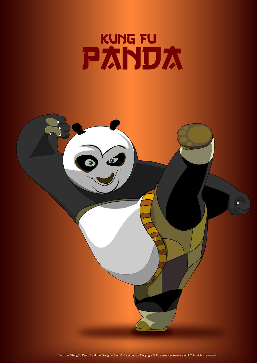 Po Kung Fu Panda By Cha87ie On Deviantart
