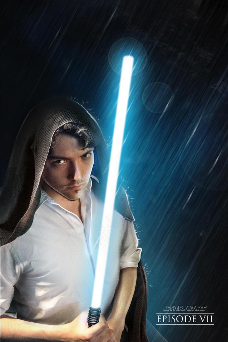 Jedi me. by Dick3rl3