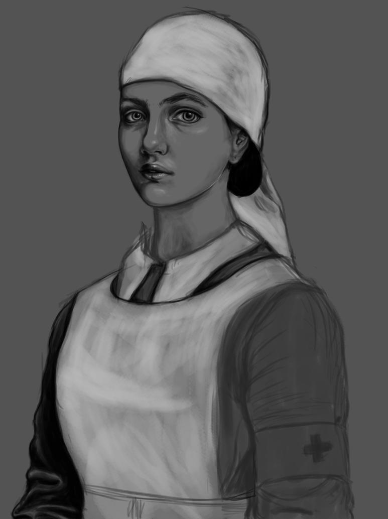 Sybil by raspeire