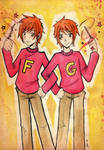 HP :: Fred and George ::