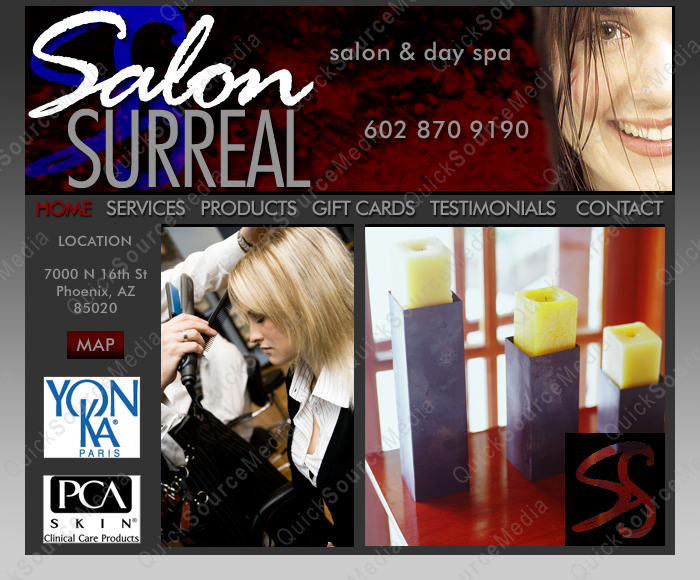 Salon surreal spa by qsmb23 on deviantart for Surreal salon 8