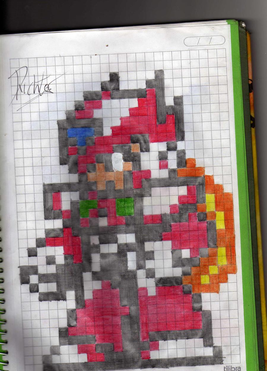 Mis Dibujos 8 Bits