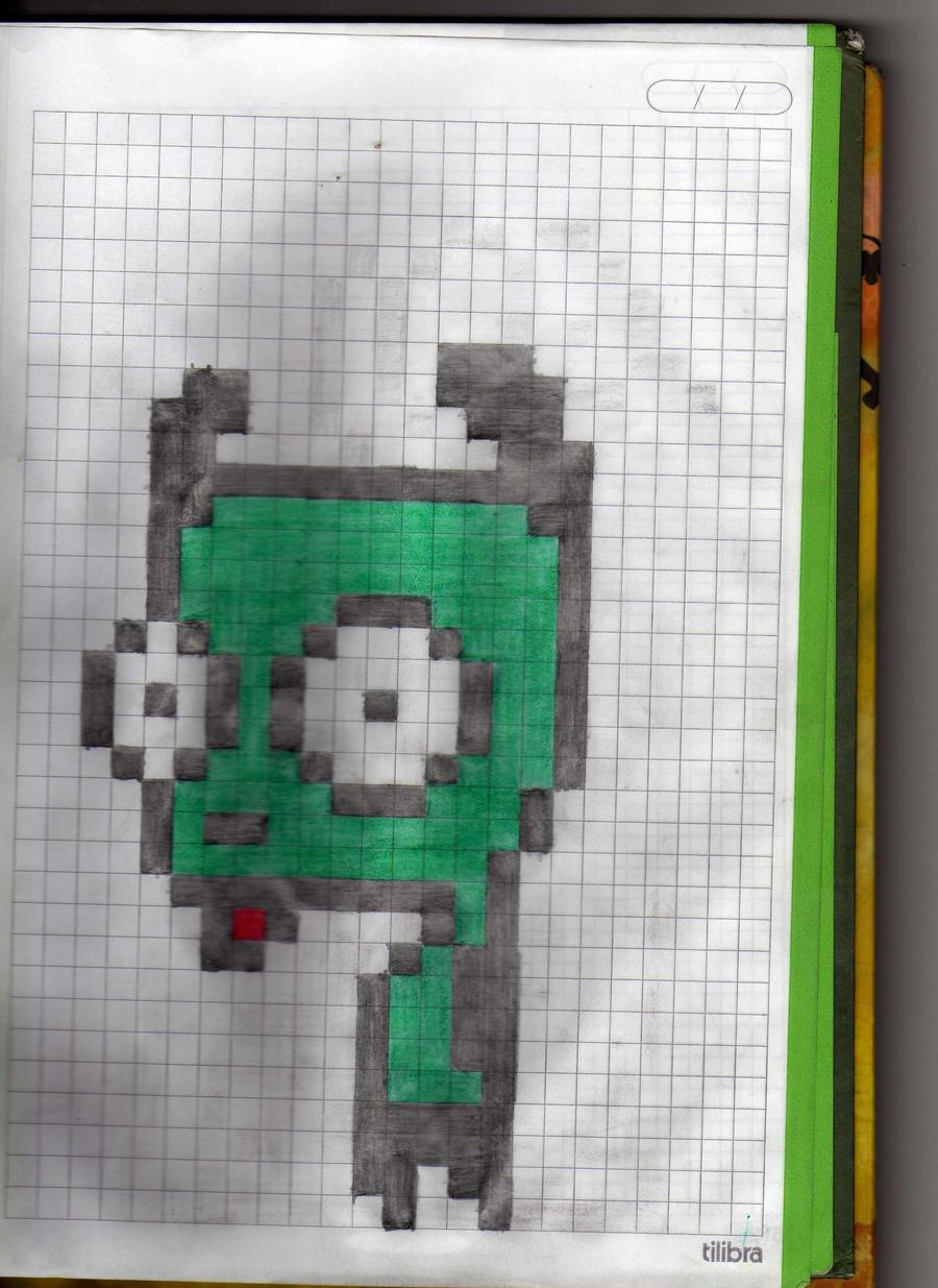 Mis Dibujos 8 Bits - Taringa!