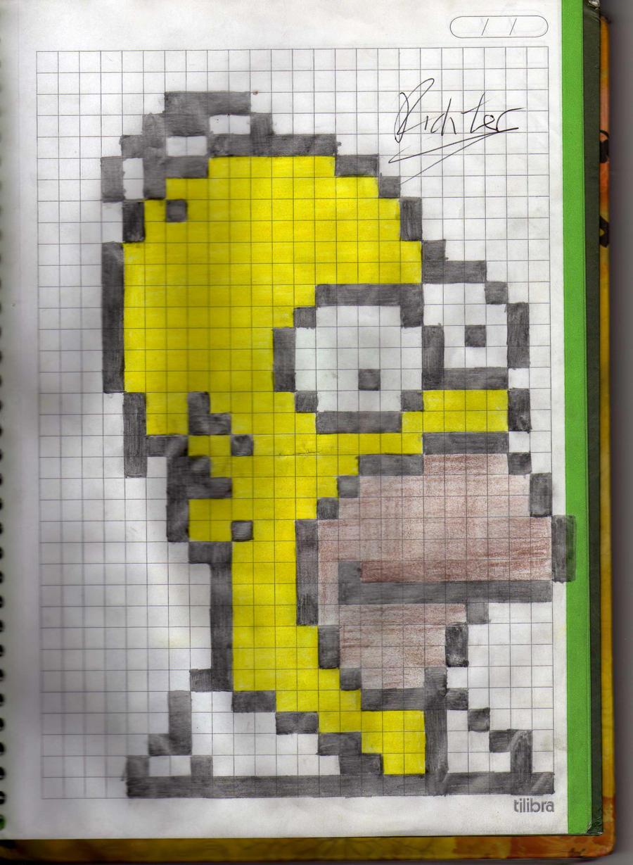 Mis Dibujos 8 Bits  Taringa