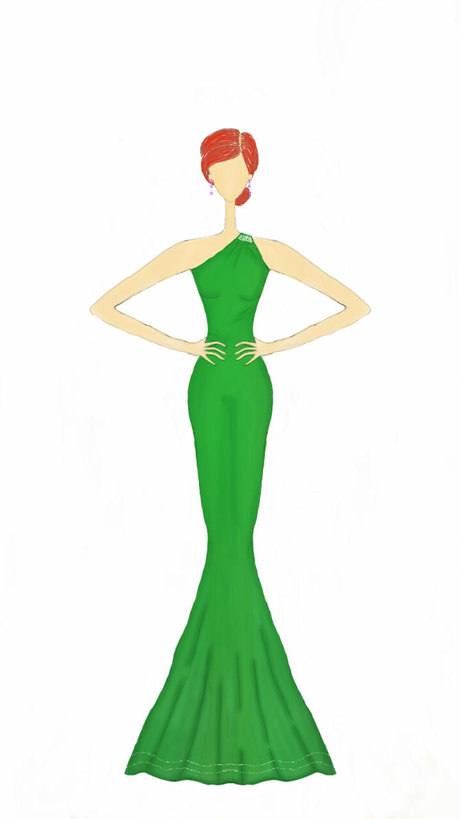 disney princess ariel s dress design by susyloo on