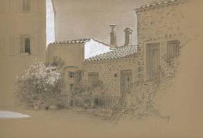 Auribeau Provence France
