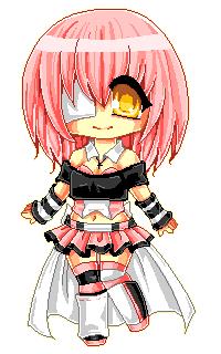 Pixel Princess by Chikukko