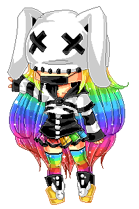 Pixel deadB by Chikukko