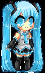 Pixeloid Hatsune Miku