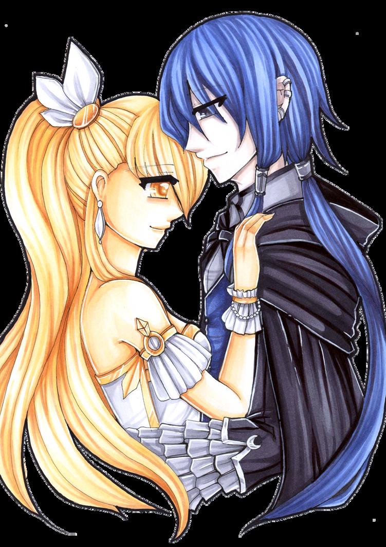 Forbidden Lovers by Chikukko