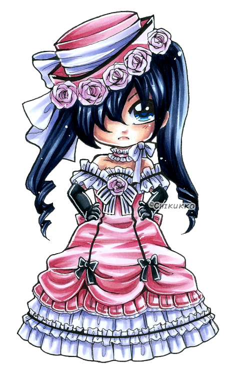 Lady Phantomhive by Chikukko