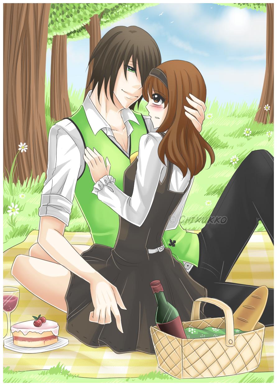 Lover's Picnic by Chikukko