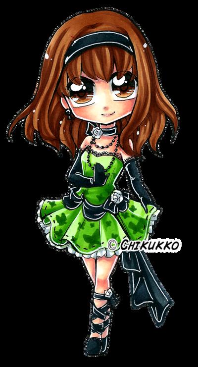 Lady Oliece by Chikukko