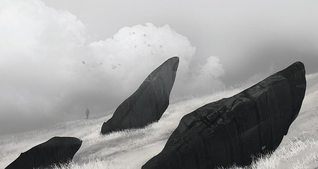 Rocks by turksenkizil