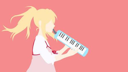 Kaori Miyazono by randomhobbyist