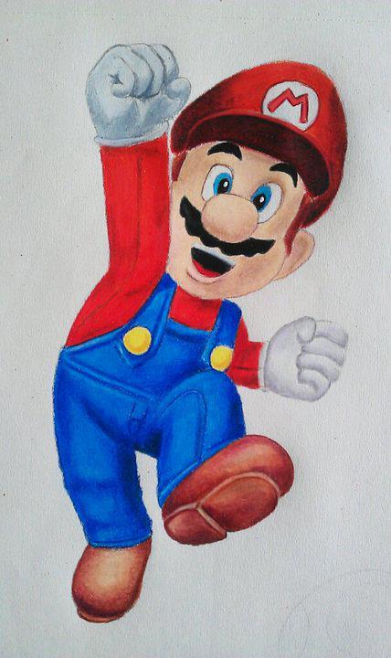 Mario by avinashkr