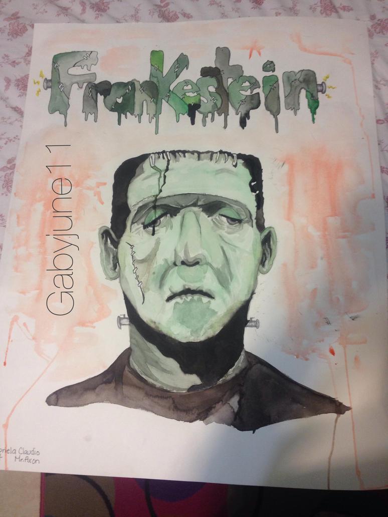 Frankenstein by gabyjune11