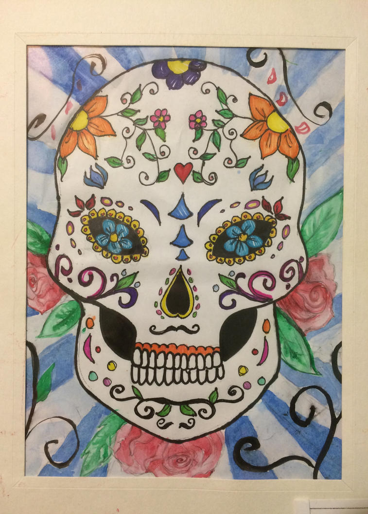 Sugar Skulls by gabyjune11