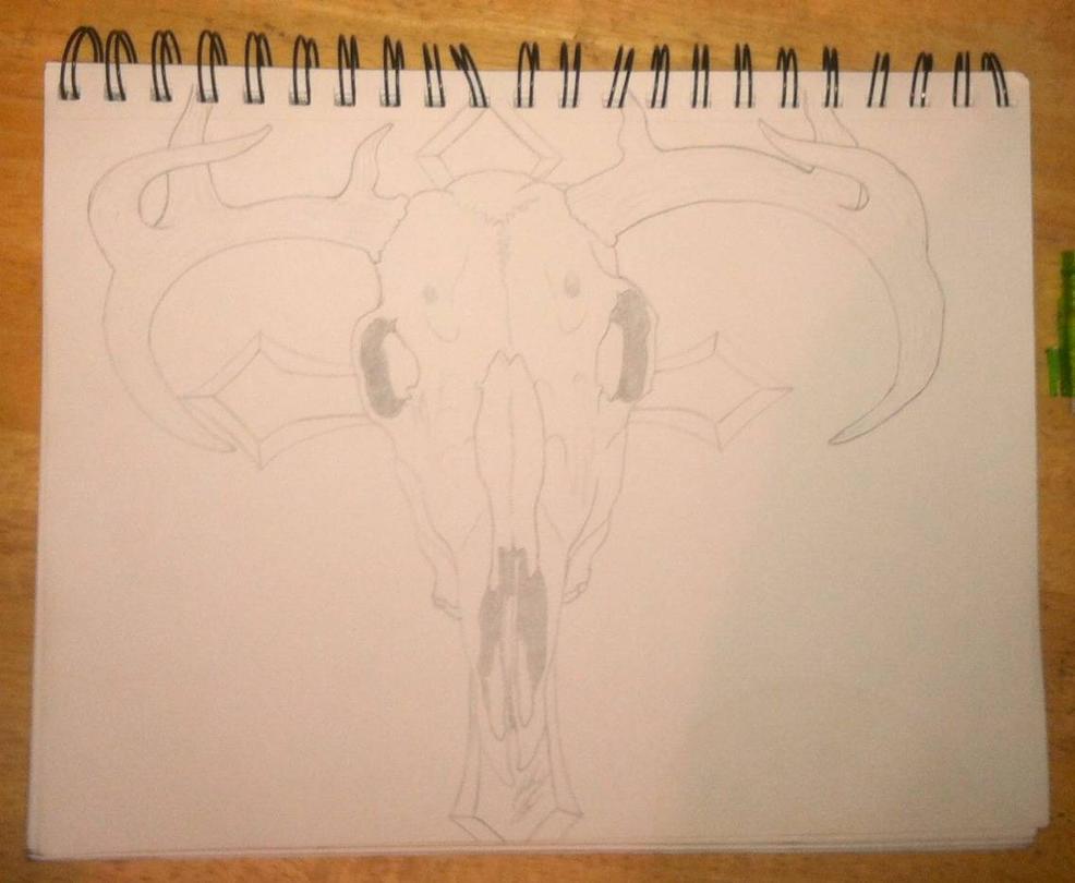 Deer by Jstone93