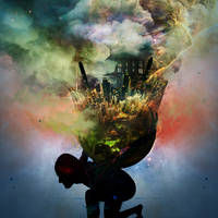 Atlas Choked (Album art: Maldito)