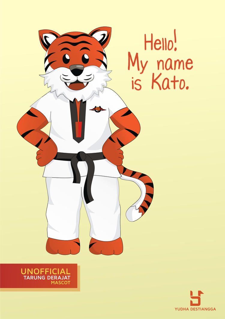 Tarung Derajat Mascot by Exprilution