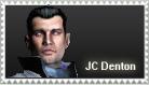 JC Denton stamp by AiraDruvir