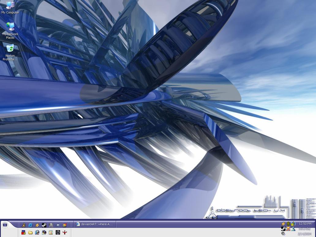My Desktop by mrwicked
