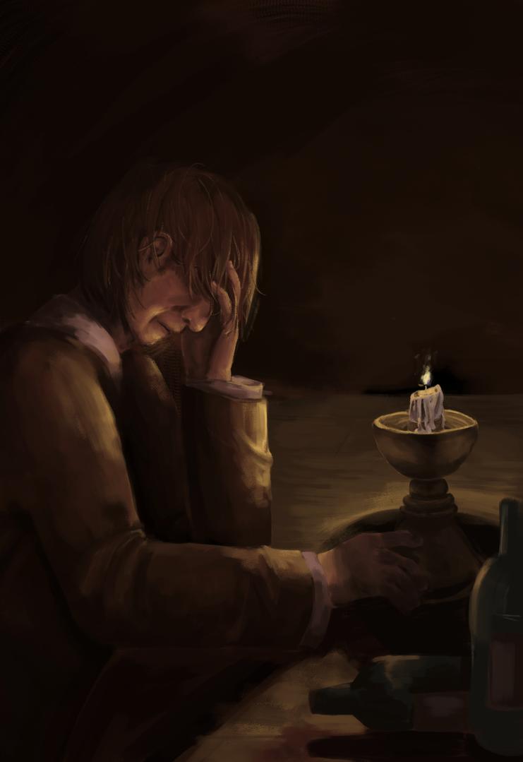 Whispers in the dark by feliceMemoria