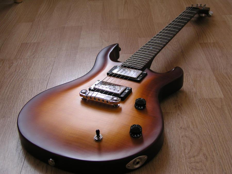guitar II by martin-e500