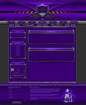 Zoid Website Gaming Theme by ThemeKings
