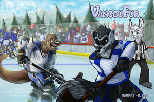 VancouFur 2012 Cover by Temrin