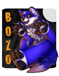 Howl2017 - Bozo by Temrin