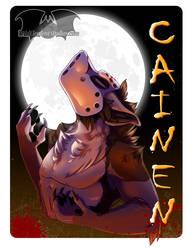 Howloween 2017 - Cainen by Temrin